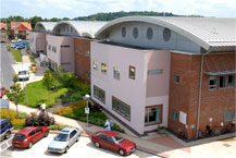 Nuffield Orthopaedic Centre & Manor Hospital